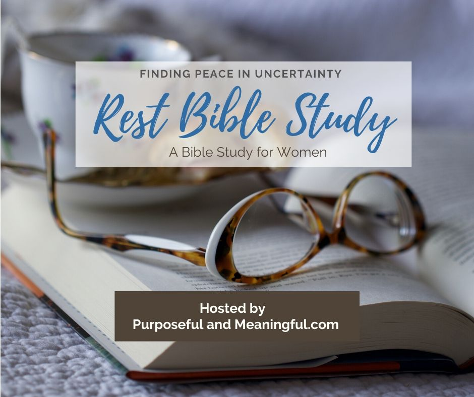Rest Bible Study Sign Up