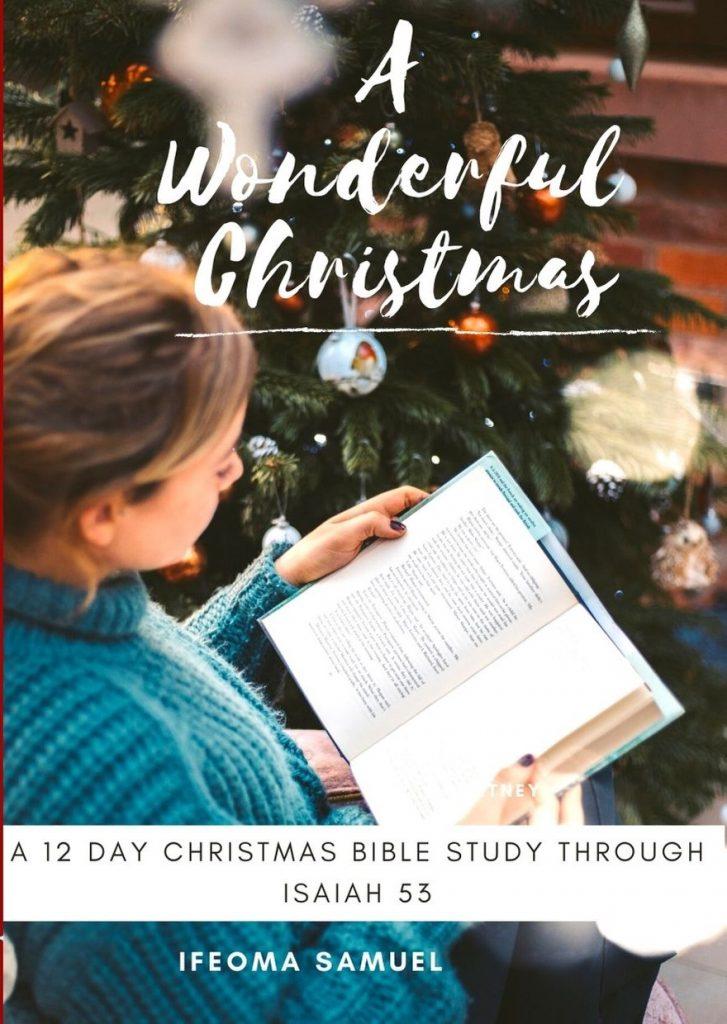 A Wonderful Christmas Bible Study
